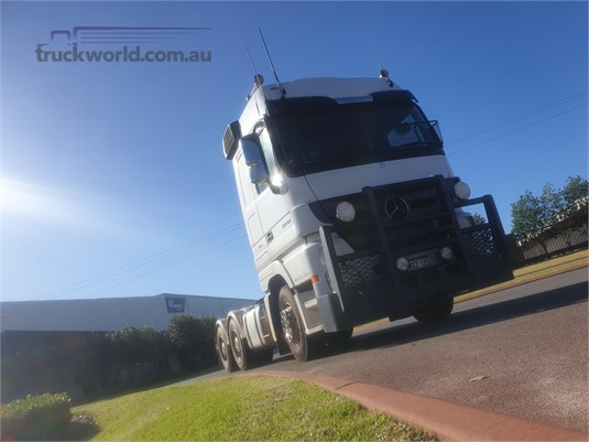 2011 Mercedes Benz Actros 2648 - Trucks for Sale