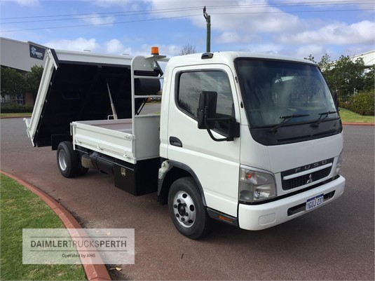 2010 Fuso Canter FE85D Daimler Trucks Perth - Trucks for Sale