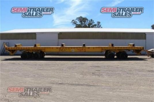 2007 Plan Low Loader Trailer Semi Trailer Sales - Trailers for Sale