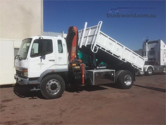 1997 Mitsubishi other Hume Highway Truck Sales  - Trucks for Sale