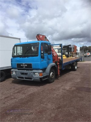 2002 MAN other Hume Highway Truck Sales - Trucks for Sale