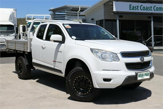 2013 Holden Colorado Rg My14 Lx Space Cab - Light Commercial for Sale
