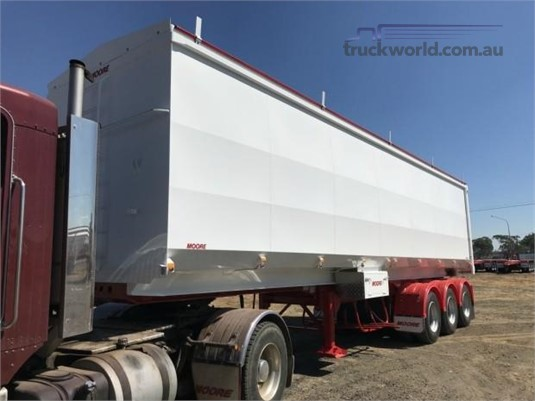 2018 Moore TIPPER - Trailers for Sale
