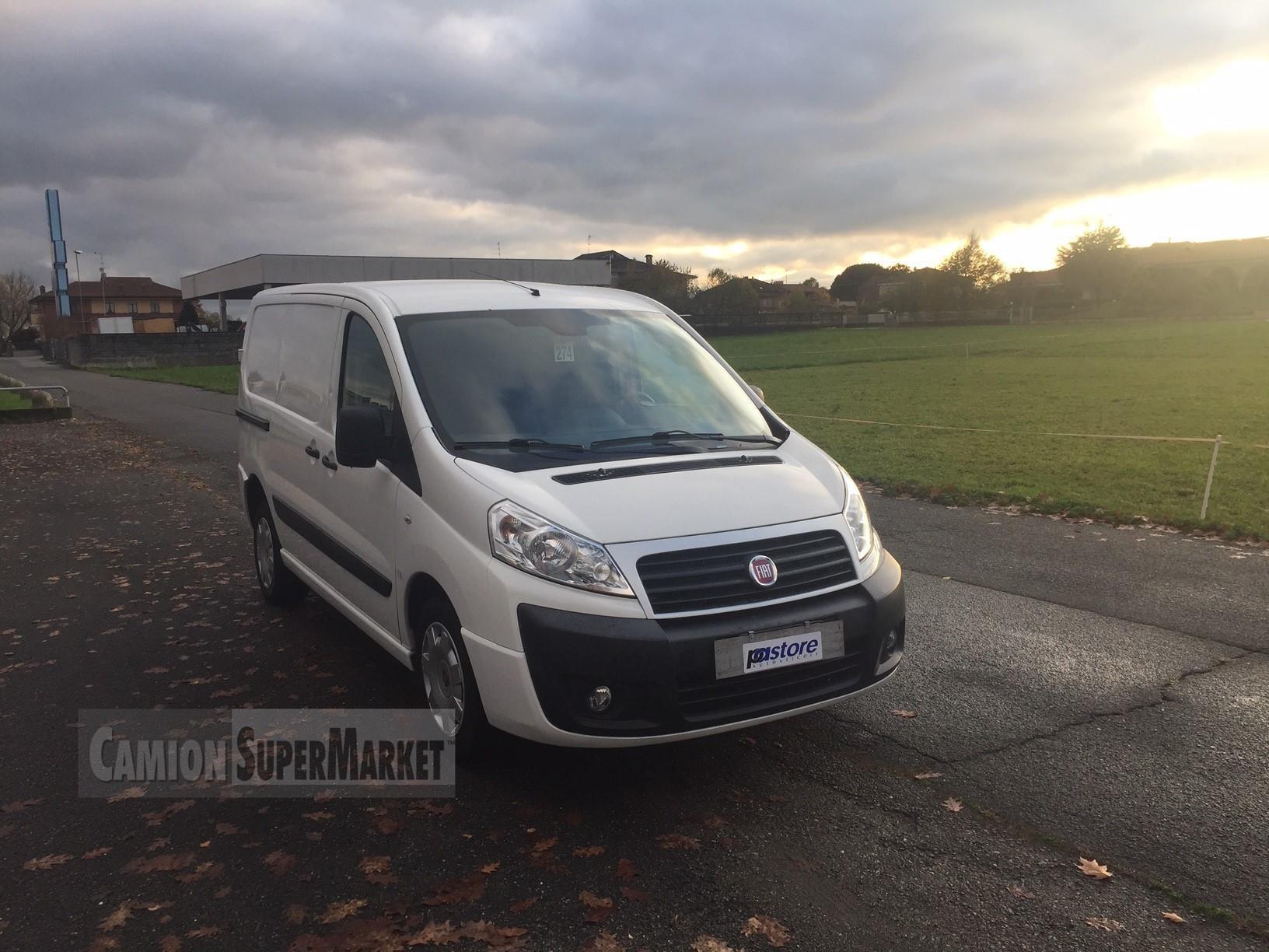 Fiat SCUDO used 2015