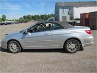 2008 CHRYSLER SEBRING TOURING 200500 KMS