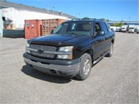 2005 CHEVROLET AVALANCHE 239060 KMS