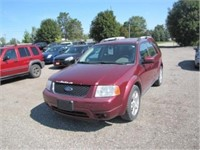 2007 FORD FREESTYLE 237487 KMS