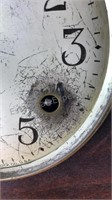Vintage New Haven Clock Company Mechanical Mantle