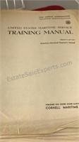 c1940 Navy / Maritime Service  Instructional