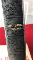 Collection of Vintage Books King George Bible
