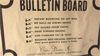 "Vintage Note Board 24x18"""