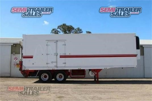 2003 FTE Refrigerated Trailer Semi Trailer Sales - Trailers for Sale