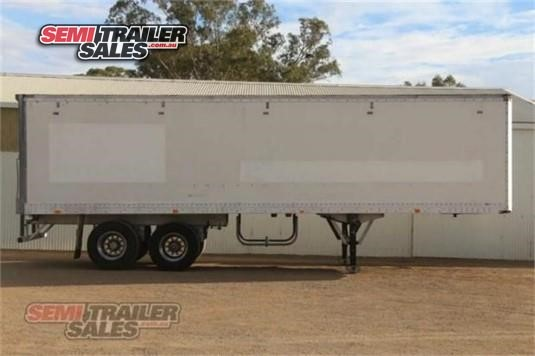 1995 Maxi Cube Pantech Trailer Semi Trailer Sales - Trailers for Sale