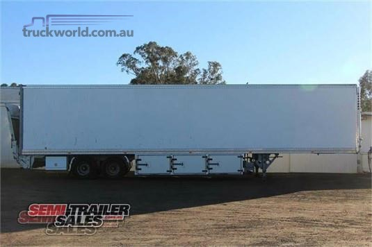 2009 Southern Cross Pantech Trailer - Trailers for Sale