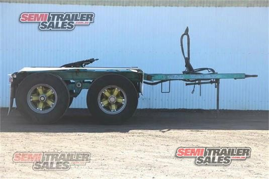 2010 Custom Dolly Semi Trailer Sales - Trailers for Sale