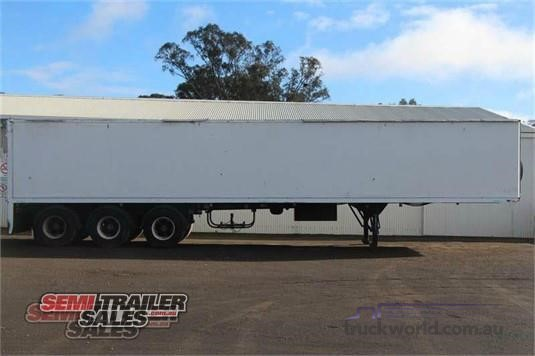 Ophee Walking Floor Trailer - Trailer