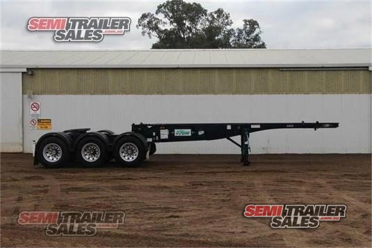 Freighter Skeletal Trailer Semi Trailer Sales - Trailers for Sale
