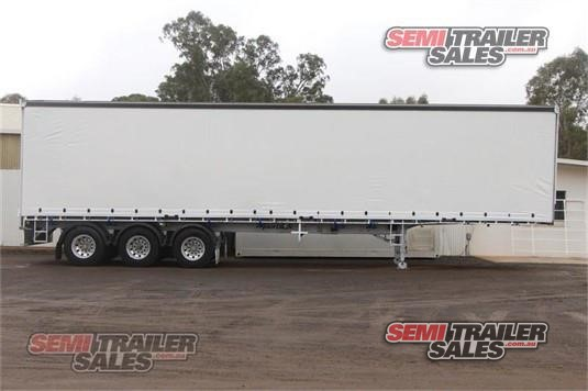 2012 Vawdrey Curtainsider Trailer Semi Trailer Sales - Trailers for Sale