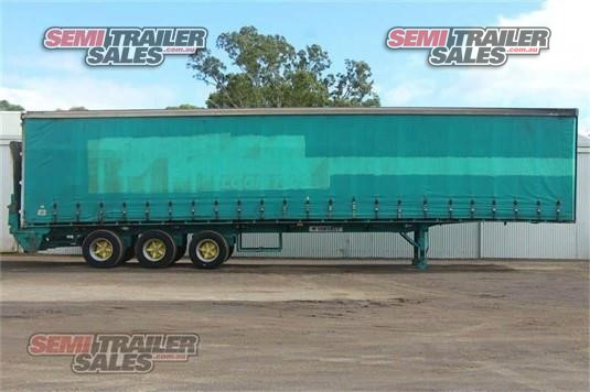 1998 Vawdrey Curtainsider Trailer Semi Trailer Sales - Trailers for Sale