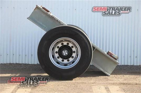 Custom Dolly Semi Trailer Sales - Trailers for Sale