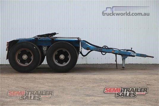1983 Custom Dolly - Trailers for Sale
