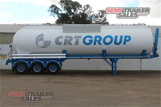 1988 Kockums Tanker Trailer - Trailers for Sale