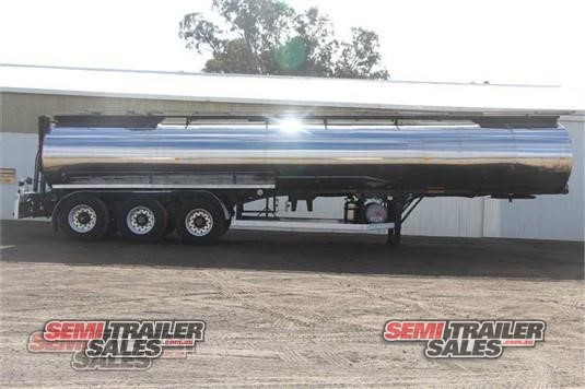 1991 Air Ride Tanker Trailer Semi Trailer Sales - Trailers for Sale