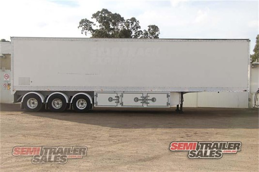 2001 Vawdrey Pantech Trailer Semi Trailer Sales - Trailers for Sale