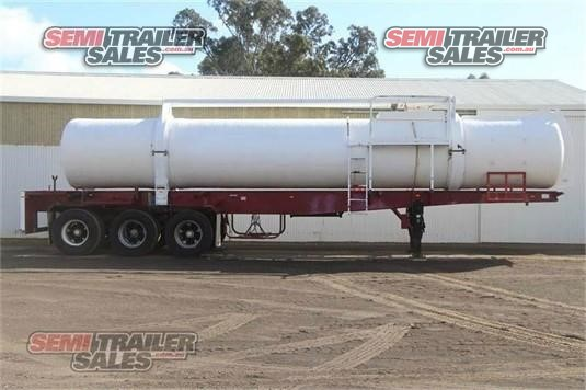 1992 Gte Tanker Trailer Semi Trailer Sales - Trailers for Sale