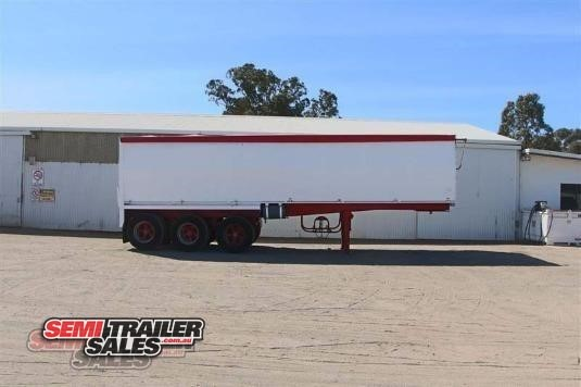2008 Hold Bros Tipper Trailer Semi Trailer Sales - Trailers for Sale