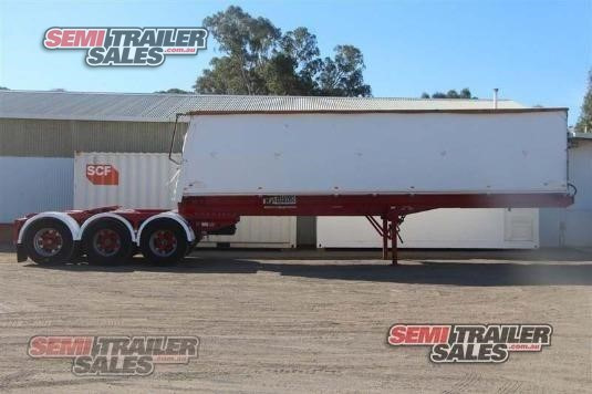 2003 Rhino Tipper Trailer Semi Trailer Sales - Trailers for Sale