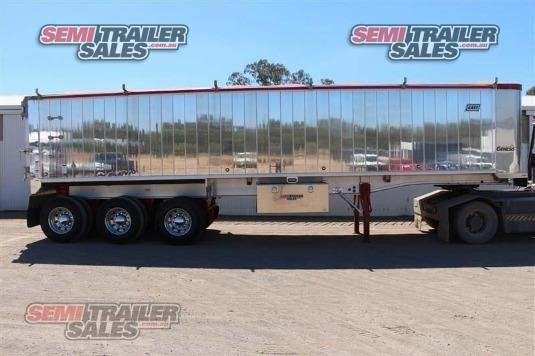 2016 East Tipper Trailer Semi Trailer Sales - Trailers for Sale