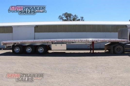2017 East Flat Top Trailer - Trailers for Sale