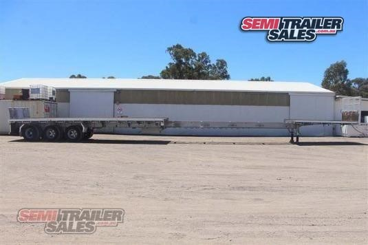 2008 Southern Cross Flat Top Trailer Semi Trailer Sales - Trailers for Sale
