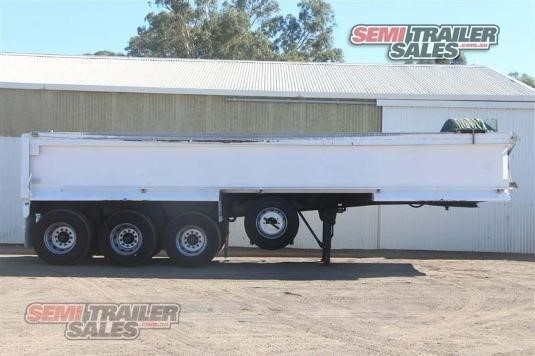 2005 Hamelex White Tipper Trailer - Trailers for Sale