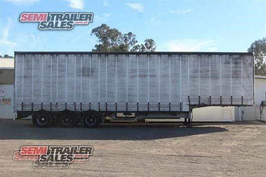 1999 Freighter Curtainsider Trailer Semi Trailer Sales - Trailers for Sale