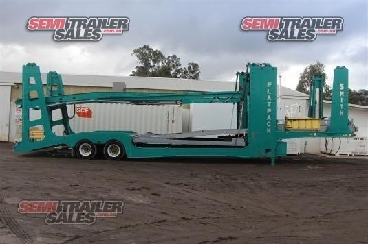 2008 Smiths & Sons Car Carrier Trailer Semi Trailer Sales - Trailers for Sale