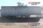2001 Vawdrey Drop Deck Trailer Drop Deck Curtainsider Trailers