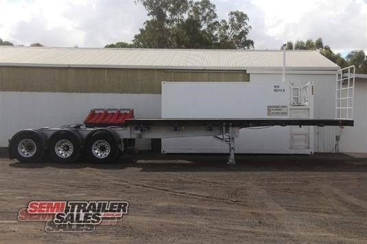 2005 Vawdrey Flat Top Trailer - Trailers for Sale