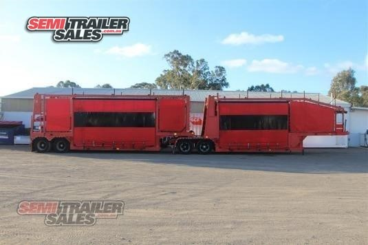 2011 Custom Car Carrier Trailer Semi Trailer Sales - Trailers for Sale