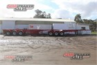 2000 Maxitrans Skeletal Trailer B/D Combination Skeletal