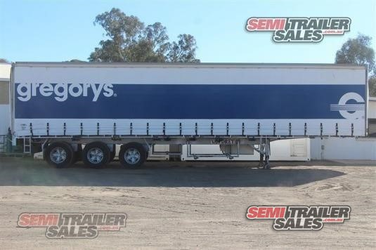 2001 Vawdrey Curtainsider Trailer Semi Trailer Sales - Trailers for Sale