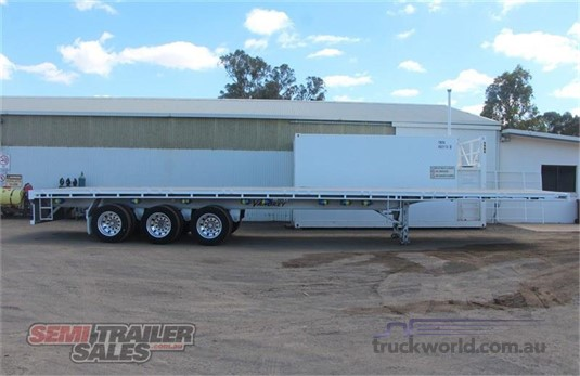 2016 Vawdrey Flat Top Trailer - Trailers for Sale
