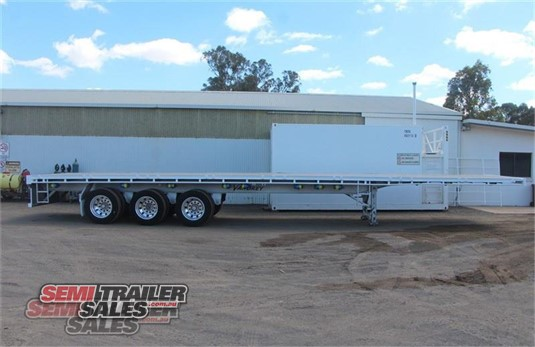 2016 Vawdrey Flat Top Trailer Semi Trailer Sales - Trailers for Sale