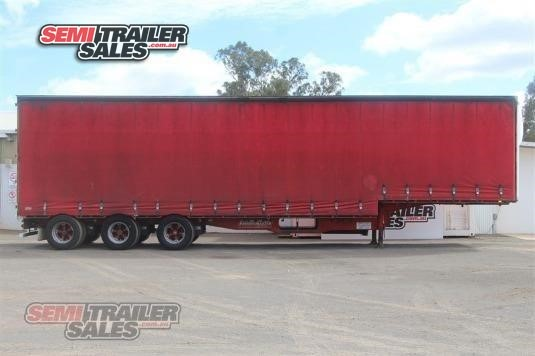 2000 Freightmaster Curtain Sider Trailer Semi Trailer Sales - Trailers for Sale