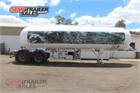 2005 Custom Tanker Trailer Tank Trailers