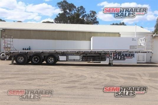 2006 Maxitrans Flat Top Trailer Semi Trailer Sales - Trailers for Sale