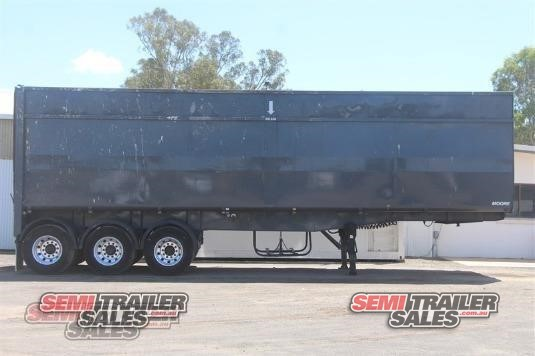 2003 Moore Tipper Trailer Semi Trailer Sales - Trailers for Sale