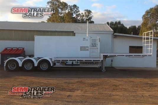 2010 Maxitrans Drop Deck Trailer Semi Trailer Sales - Trailers for Sale
