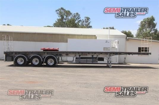 2013 Vawdrey Flat Top Trailer Semi Trailer Sales - Trailers for Sale